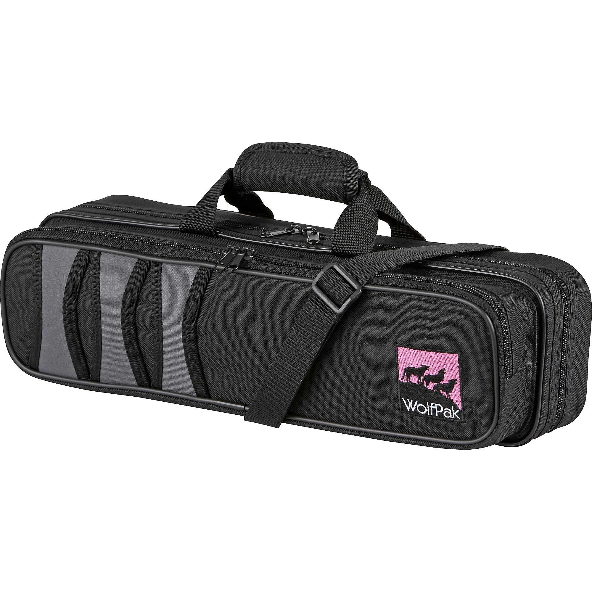 Polyfoam Flute Case Black