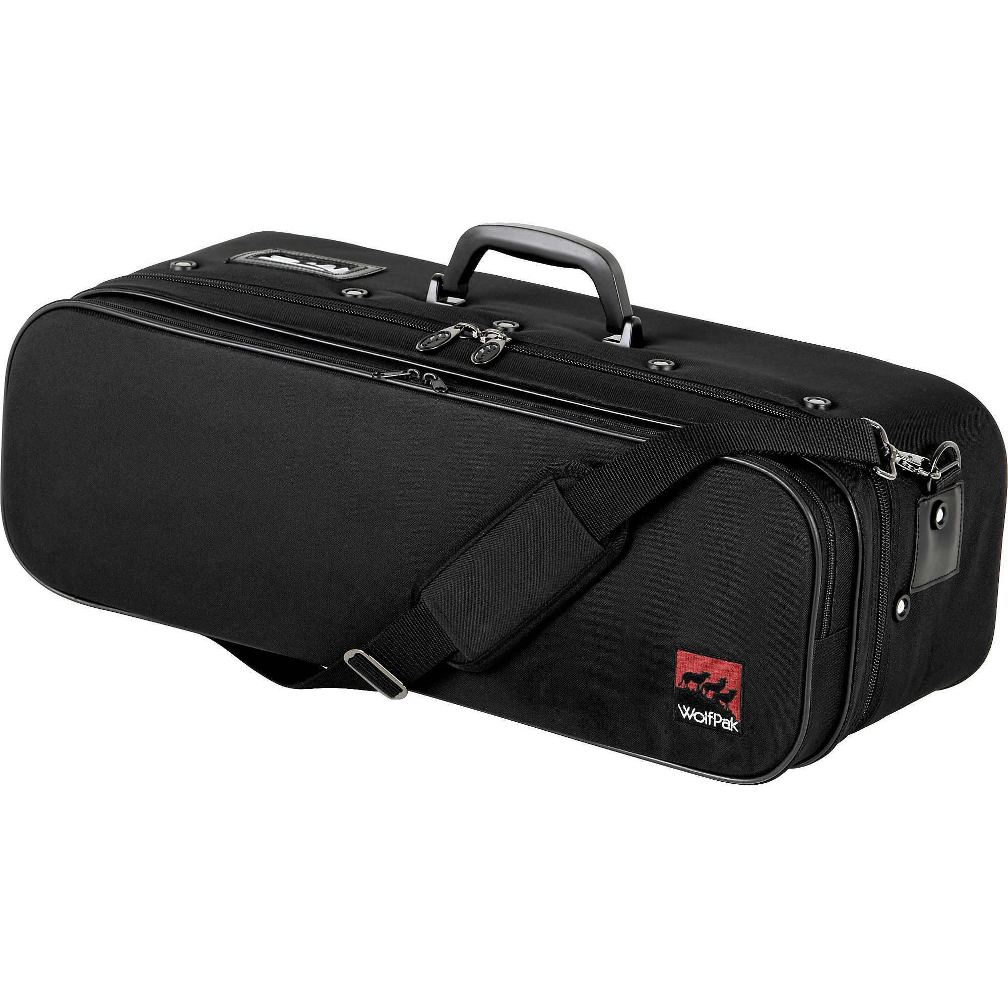 WPETPT1 Single Trumpet Case Black